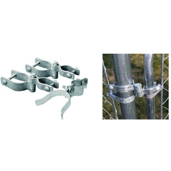 Walk Gate Hardware Set ~ 2 - 3/8""