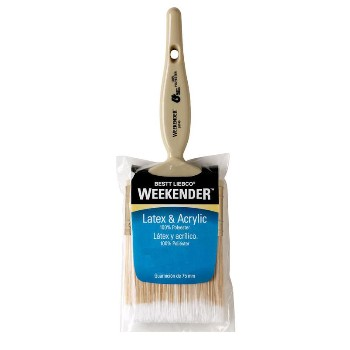 Weekender Polyester Trim Brush ~ 2""