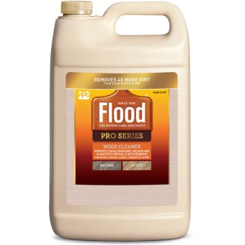 Flood Pro Series  Wood Cleaner ~ 2 1/2 Gallons