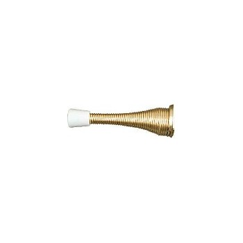 National 184291 Spring Door Stop, Visual Pack 232 Bb 3 inches