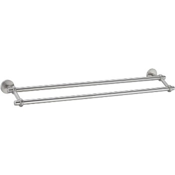 22-2099 Sn 24in. Dbl Towel Bar