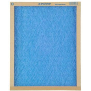 "ProtectPlus   114301 True Blue Fiberglass  1"" Thick Air Filter  ~  Approx 14"" x 30"" x 1"""