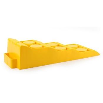 Flanders Corp  44573 Yellow Tri-Leveler