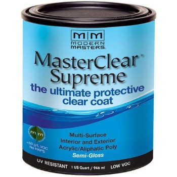 MasterClear - Semi-Gloss ~ QUART