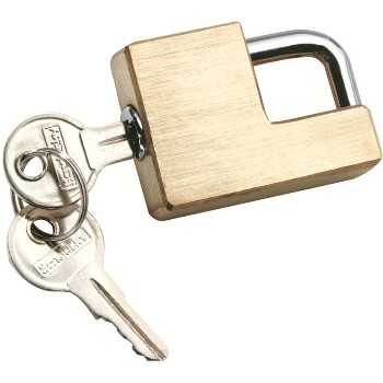 Adj Brass Coupler Lock