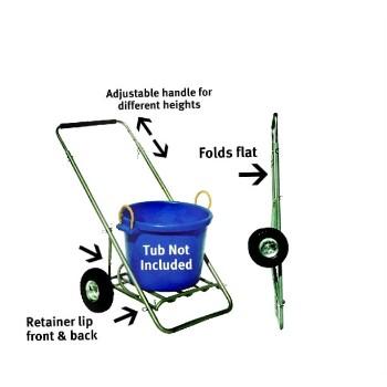 Tuff Stuff TSPTH300 Tuff Muck Cart