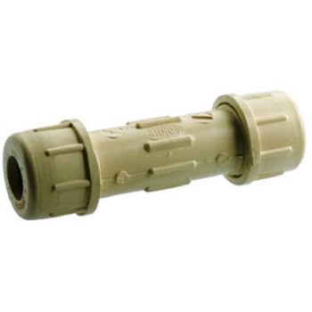 Anvil/Mueller 160-203 CPVC Compression Coupling ~ 1/2""