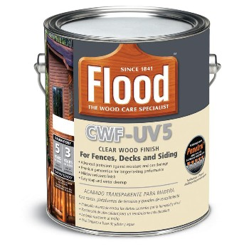 Flood CWF-UV5,  Cedar ~  Gallon