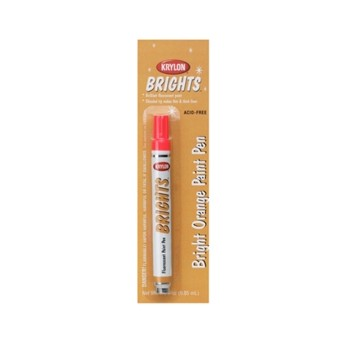 9922 Bright Orange Paint Pen