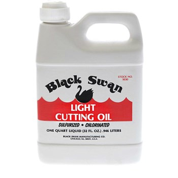 Light Thread Cutting Oil ~ Quart