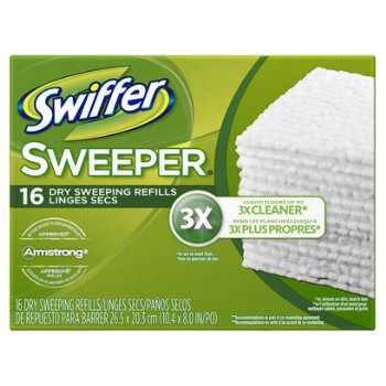 Swiffer Dry Cloths, 16 Count