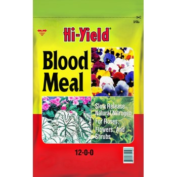 V.P.G. 32144 Hi-Yield Brand Blood Meal ~ 2.75 Lbs