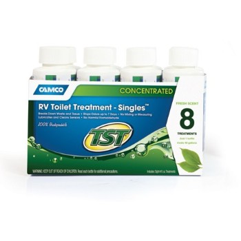 8ea/4oz Toilet Treatment