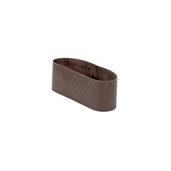 Resin Bond Sanding Belt - 120 grit - 3 x 21 inch