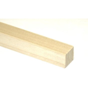 "Madison Mill 444866 Poplar Dowels ~ Square, 1/2"" x 36"""