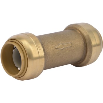 "Sharkbite Check Valve ~ 3/4"" x 3/4"""