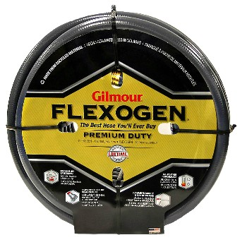 Flexogen Hose, Gray ~ 5/8 x 75 Feet