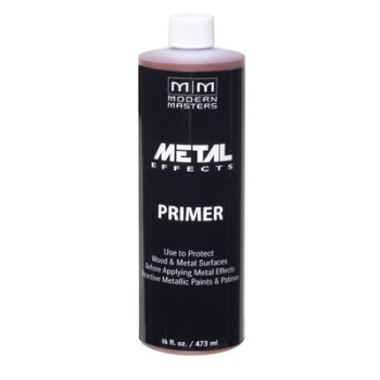 Modern Masters AM203-16 Primer, Metal Effects ~ 16 ounces