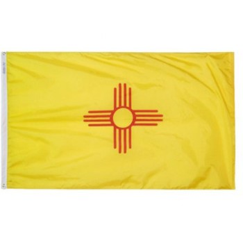 3ft. X5ft. New Mexico Flag