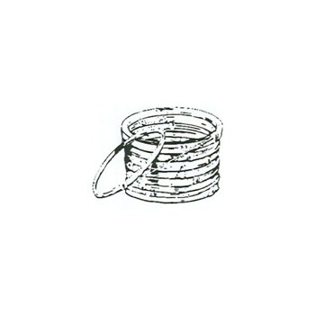 Hillman  123187 Galvanized Clothesline Wire - 20 Gauge - 50 feet