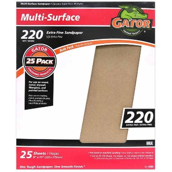 Multi Surface Sandpaper