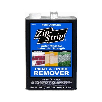 Paint & Finish Remover, Industrial Strength ~ One Gallon