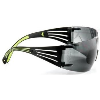 3M SF400G-WV-6 Safety Glasses, Gray Lenses