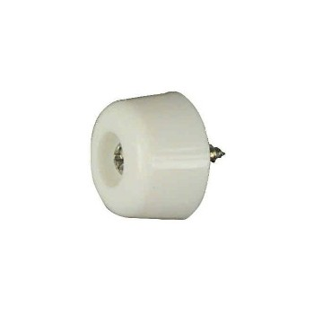 "National 225383 Bumpers, White  ~  1/2"" X 7/8"""