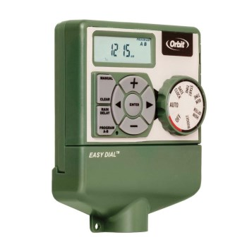 Orbit Irrigation  57594 Easy Dial Timer ~ 4 Station