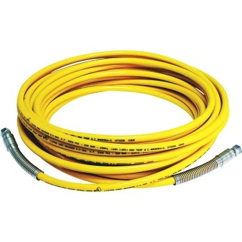 "Airless Paint Sprayer Hose ~ 1/4"" x 25 Ft"