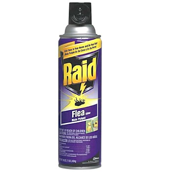 Buy The Raid 51656 Flea Killer 16 Oz Spray Hardware World