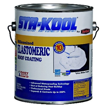 Sta-Kool  Elastomeric Roof Coating ~ Gallon