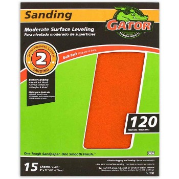 Surface Leveling Sand Paper SHeets