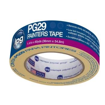 Intertape Polymer Group PG29-1560 Pg29 1.5x60yd Low Tack Masking