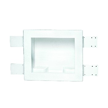 Outlet box ~ Center Drain/Washing Machine