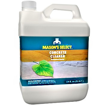 Concrete Cleaner ~ One Gallon Concentrate