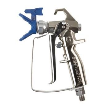 Airlessco/ASM 288425 8.2x2x12.2 Silver Gun 288425