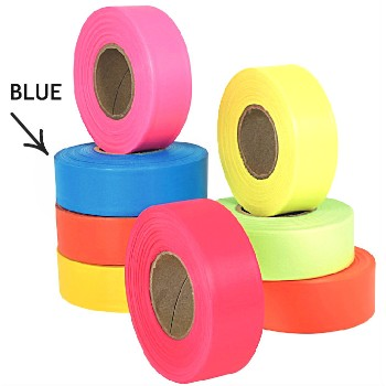 Flagging Tape, Blue
