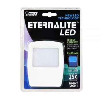 Feit Elec. NL34/LED Night Light ~ Electric Blue LED Eternalite