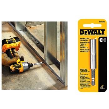 """DeWalt DW2045 Magnetic Bit Tip Holder ~ 3"""""""