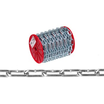 #2 Straight Link Coil Chain ~ 125 ft.