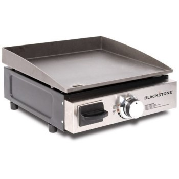 Nor Atlantic Imports 00-1650 Blackstone Table Top Grill ~ 17""
