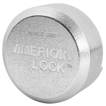 Solid Steel Lock