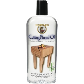Butcher Block/Cutting Board Oil ~ 12 oz