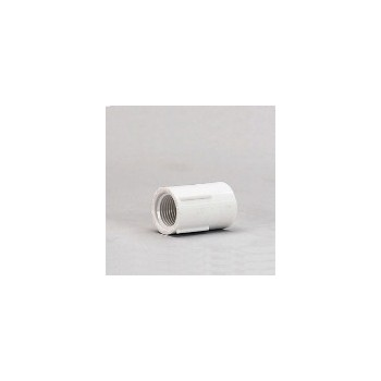 PVC Threaded Coupling, 1/2 inch