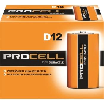 Alliance Distribution Partners Llc DURPC1300 12pk Pro D Battery