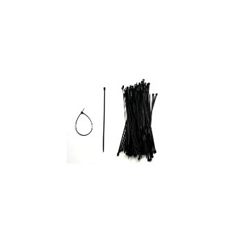 Nylon Cable Tie - Black UVB 11 Inch