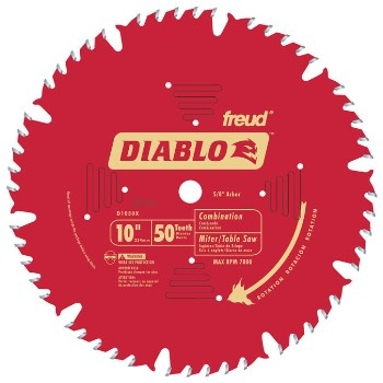 Combo Blade, 50T 10 Inch