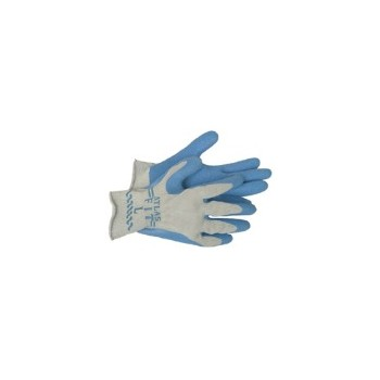 Knit Gloves - Rubber Palm - Jumbo