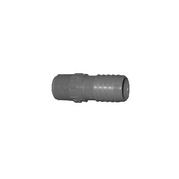 Insert Male Adapter, 1 x 3/4 inch